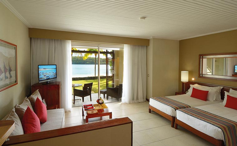 Beachcomber Hotels & Resorts; Mauritius