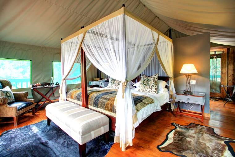 Deluxe Tented Suite at Botlierskop